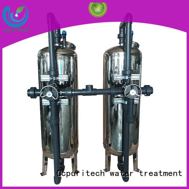 high pressure filter hotel