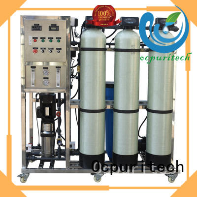 250lph ro machine purifier for food industry Ocpuritech