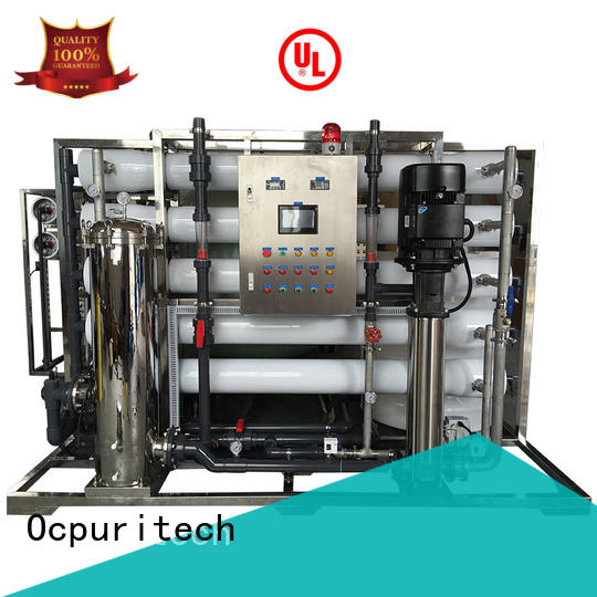 Ocpuritech industrial reverse osmosis system supplier supplier for agriculture