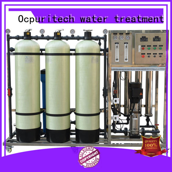 Ocpuritech ro water company supplier for agriculture