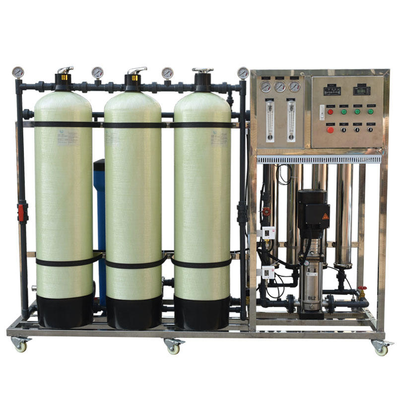 Ocpuritech-1000lph 6000 Gpd Industrial Reverse Osmosis Ro Membrane Water Filter Treatment