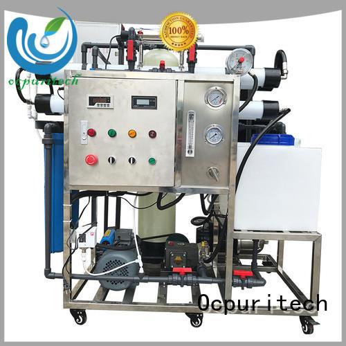 Ocpuritech 200lh water desalination manufacturer for industry