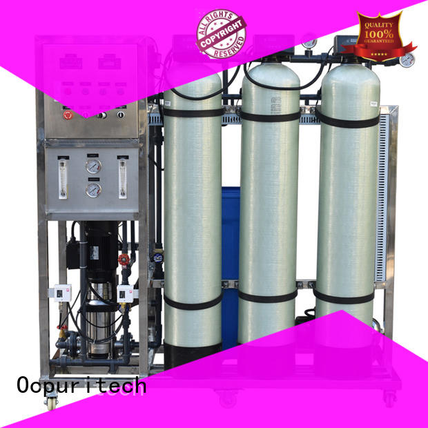 Ocpuritech top ro water purification system manufacturers for seawater