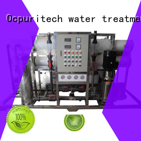 treatment mineral methods ro machine drinking Ocpuritech Brand