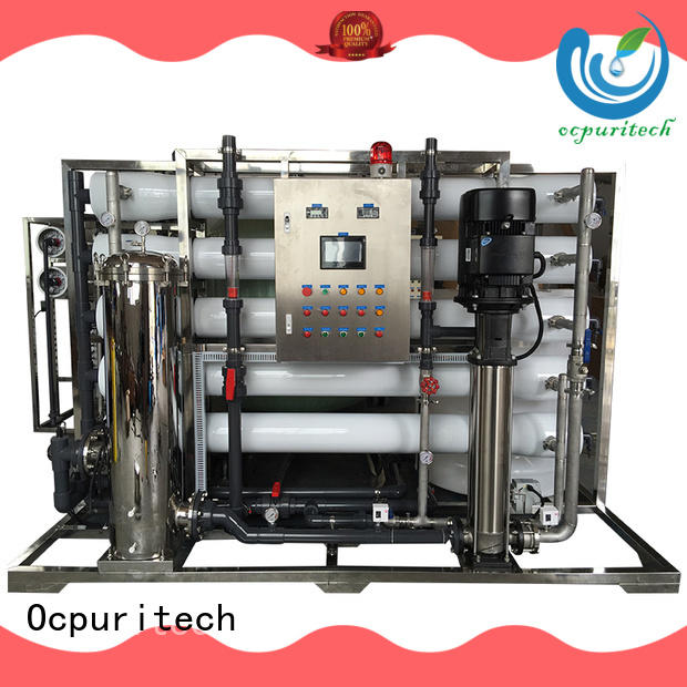 Ocpuritech water treatment companies personalized for food industry