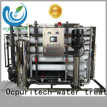 Ocpuritech 4500 reverse osmosis unit hotel