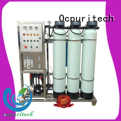 PP Filter cartridge SUS304 Raw water pump &accessories ultrafilter Schneider Relay,AC Central controlling system Ocpuritech company