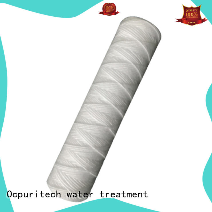Ocpuritech well water sediment filter inquire now for household