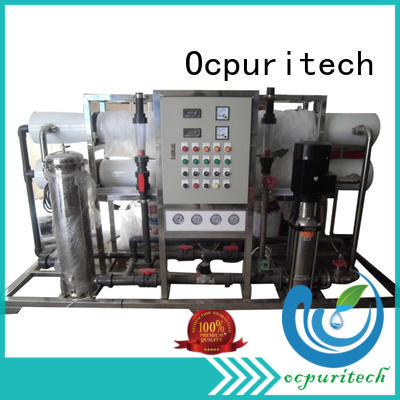 Ocpuritech industrial reverse osmosis system cost personalized for food industry