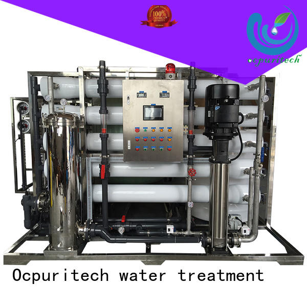industrial water popular Ocpuritech Brand ro water filter manufacture