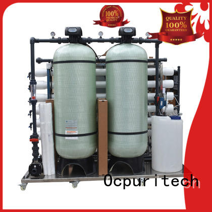 Ocpuritech mineral water plant manufacture