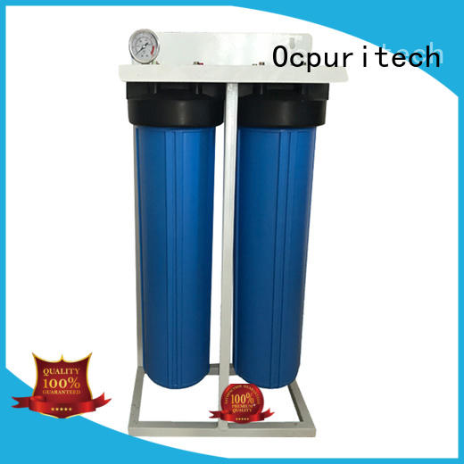 Quality Ocpuritech Brand jumboo pretreatment water filtration system