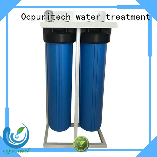 Ocpuritech industrial water filter system supplier for seawater