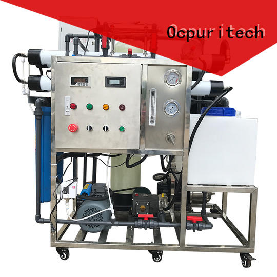 commercial seawater desalination manufacturer for chemical industry