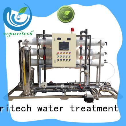 Ocpuritech 250lph ro plant industrial manufacture