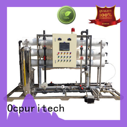 Ocpuritech stable ro system personalized for food industry
