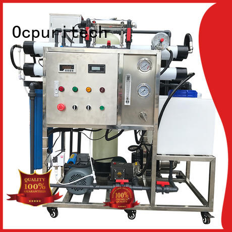 Ocpuritech seawater desalination osmosis Houses