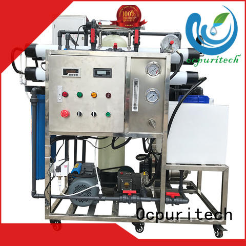 Ocpuritech seawater desalination directly sale for factory