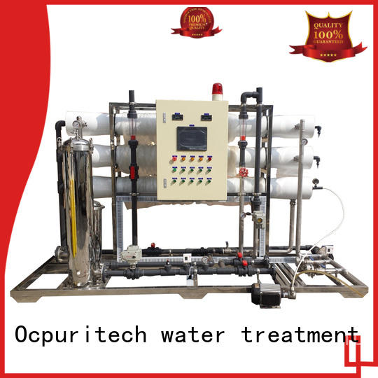 6000LPH 36000 GPD  industrial Reverse Osmosis RO membrane water purification systems
