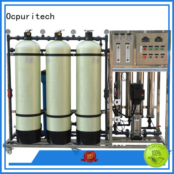 Ocpuritech Brand Recovery 45%-70% Dow RO Membrane Desalination 96%-99% ro water filter Variety capatial