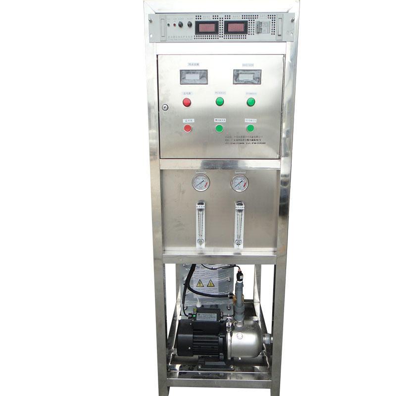 Hot electrodeionization 300lph-50000lph Capacity Ocpuritech Brand