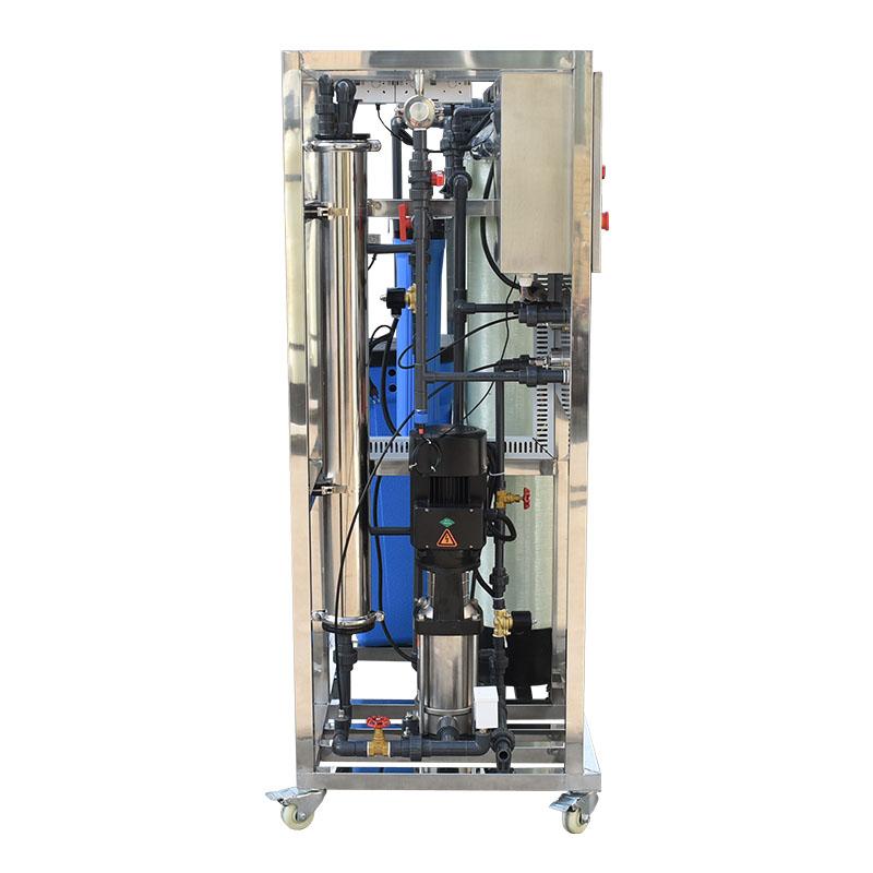 Ocpuritech-250LPH industrial ro water reverse osmosis system