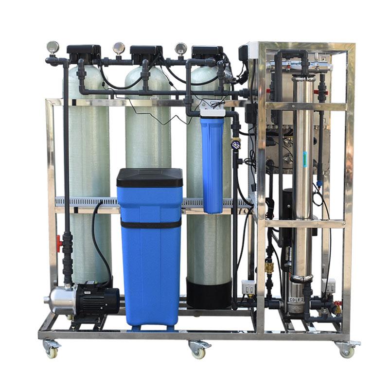 Ocpuritech-250LPH industrial ro water reverse osmosis system-1