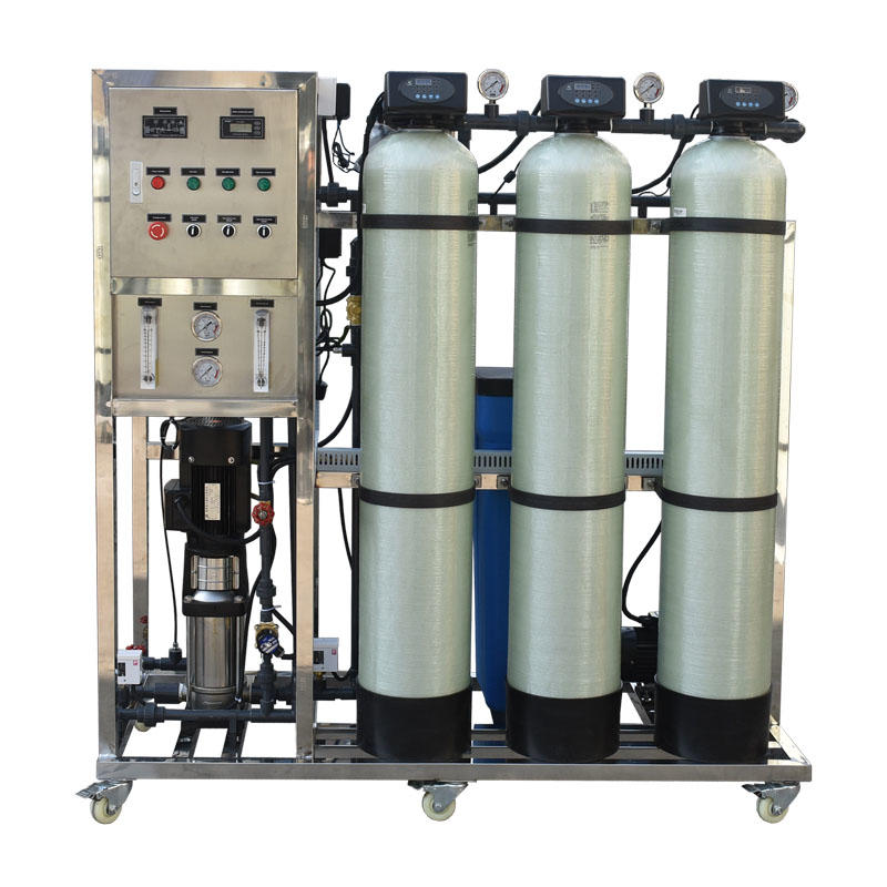 Hot ro machine plant Ocpuritech Brand