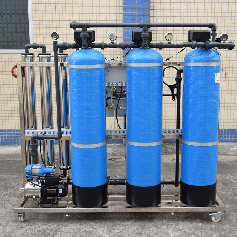 Ocpuritech-750LPH 4500 GPD industrial RO membrane water purifier-1