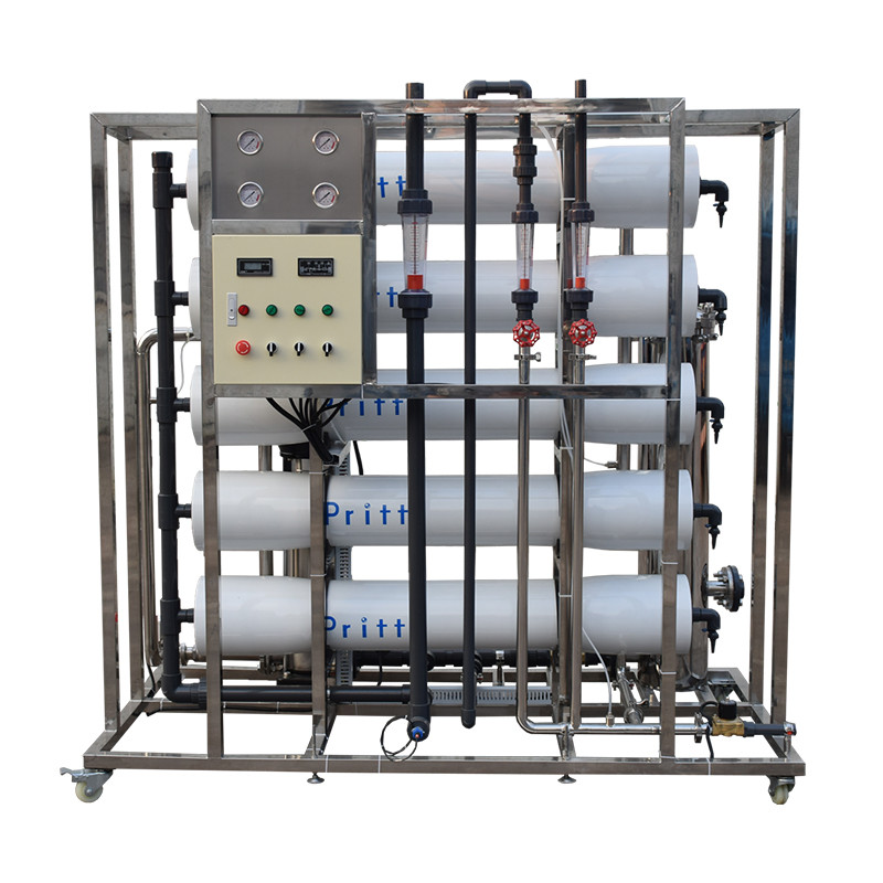 Ocpuritech stable industrial ro system factory price for seawater-5