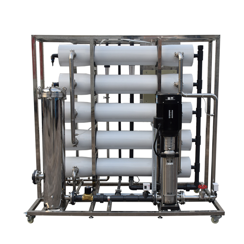 Ocpuritech stable industrial ro system factory price for seawater-4