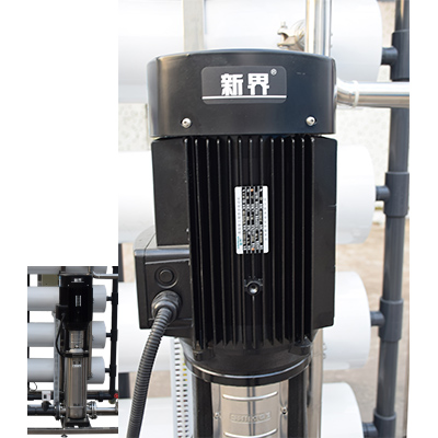 Ocpuritech stable industrial ro system factory price for seawater-6