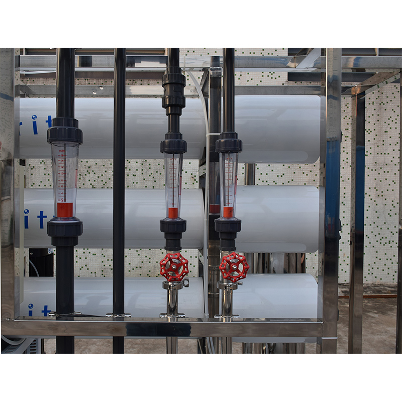 Ocpuritech stable industrial ro system factory price for seawater-7