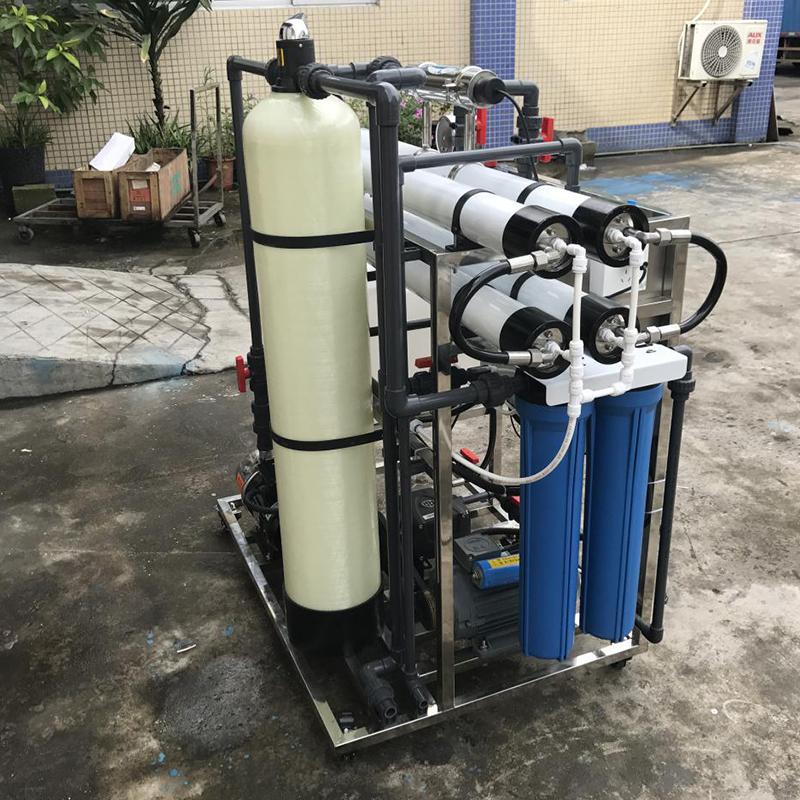 Ocpuritech-Manufacturer Of Water Desalination 200lh Seawater Desalination Reverse