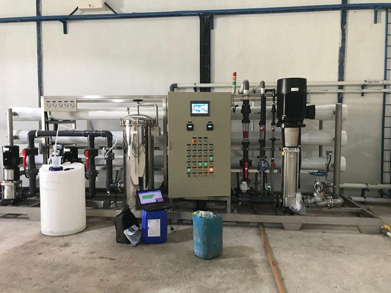 Pilot water systems for studies