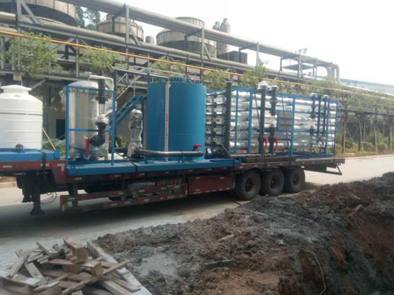 Printinganddyeingwater by Process Water Treatment