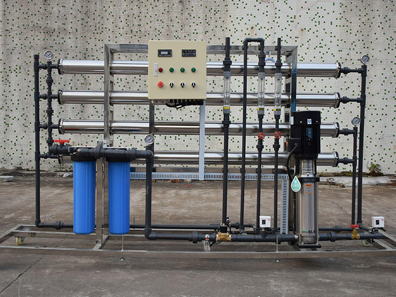 2000lph reverse osmosis water filter system
