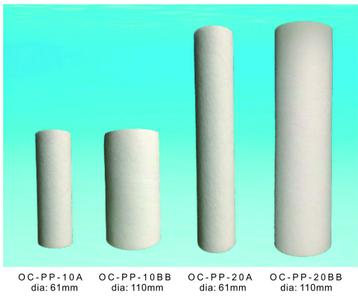 Ocpuritech-Several kinds of the filter cartridge, which one is popular now | Blog