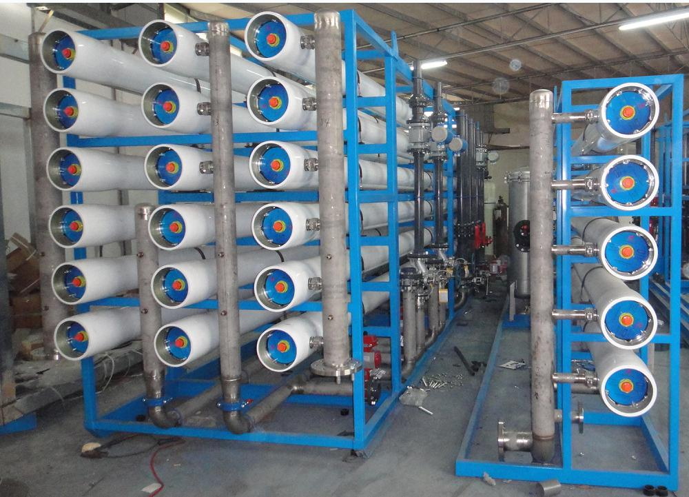 Ocpuritech-How to reverse osmosis system with Ocpuritech water Treatment