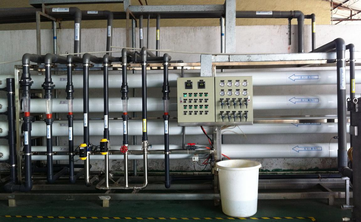 Ocpuritech-How to set system recovery rate for reverse osmosis equipment