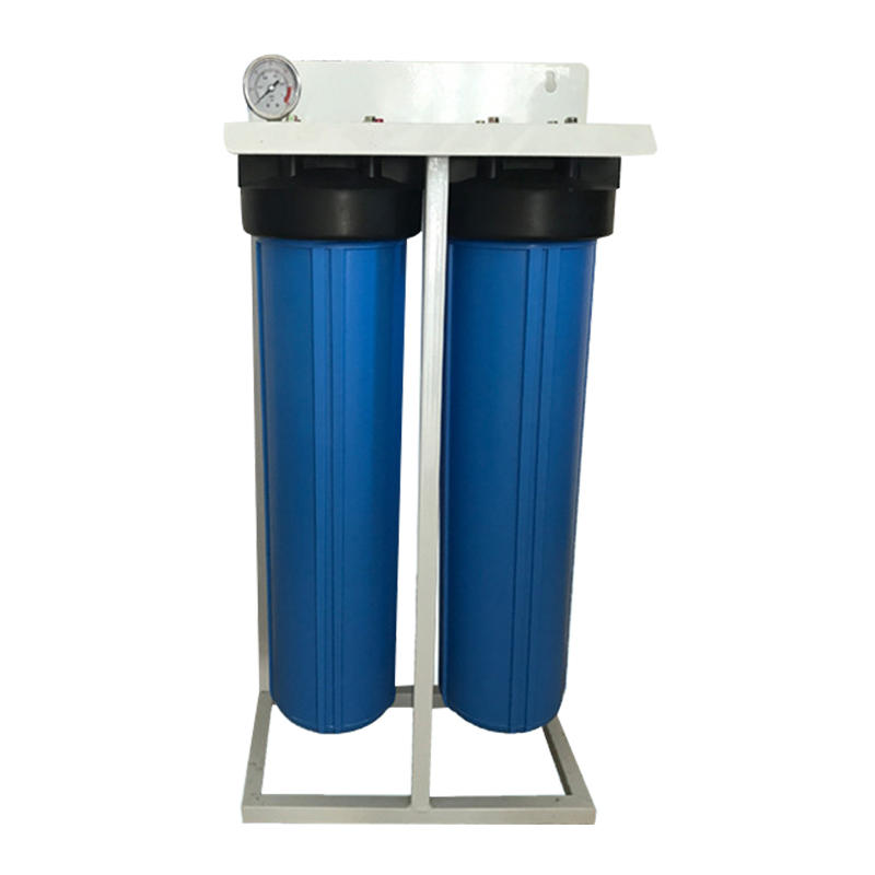 20 inch 2-stage jumboo blue housing pretreatment