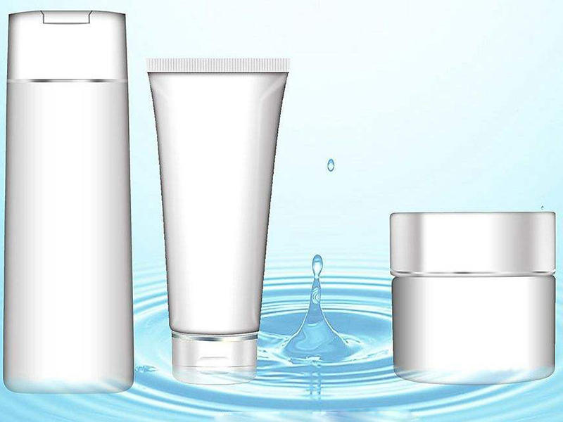 Water Treatment for Cosmetics/Make Up