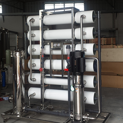 Ocpuritech reverse osmosis drinking water system personalized for food industry-4