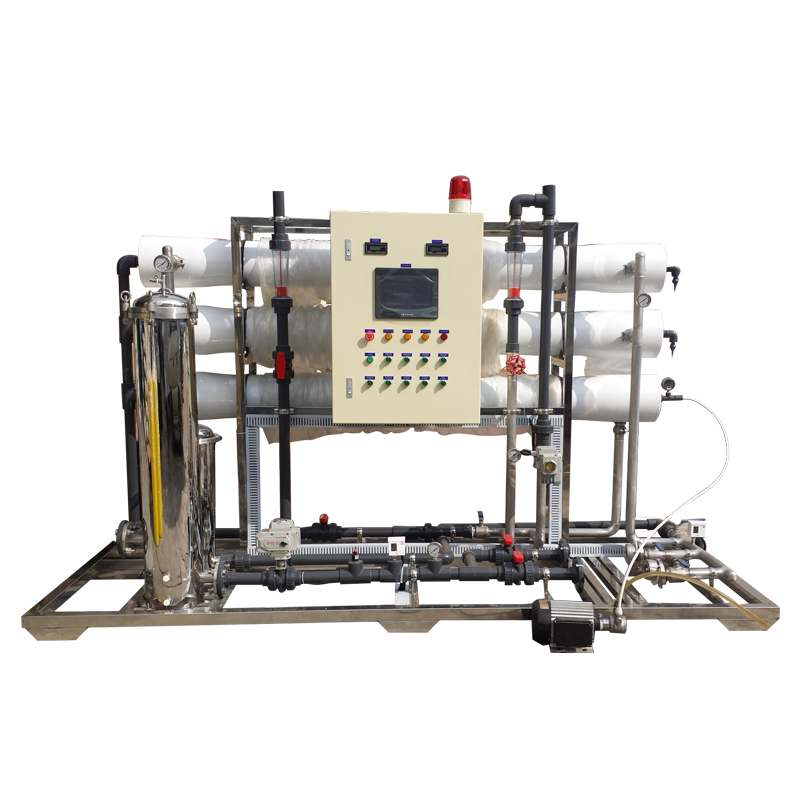 Ocpuritech reverse osmosis drinking water system personalized for food industry-5