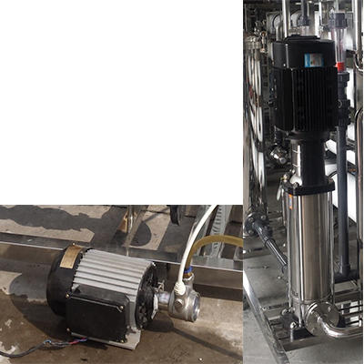 Custom membrane drinking ro machine Ocpuritech filtration
