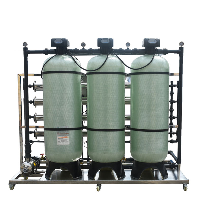 Ocpuritech-2000lph 12000 Gpd Industrial mobile water treatment plant-3