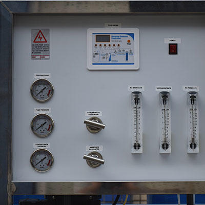 Ocpuritech industrial ro system personalized for agriculture