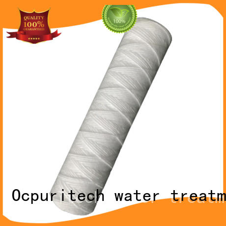 Ocpuritech water filter cartridges factory for business