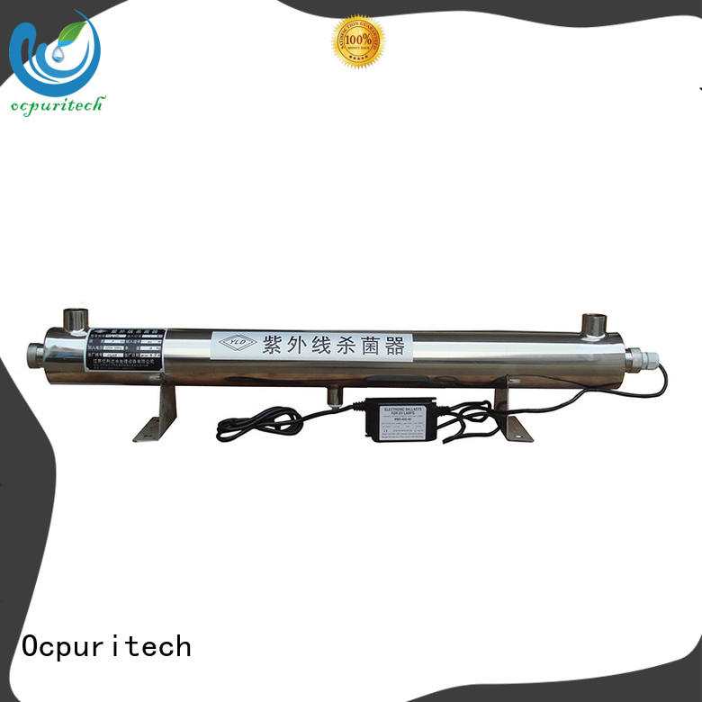 Ocpuritech uv sterilizer filter Houses