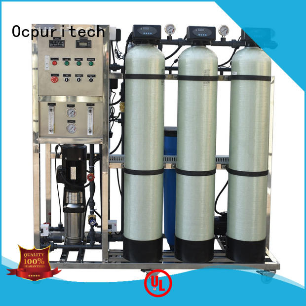 Ocpuritech stable osmosis water system factory price for agriculture